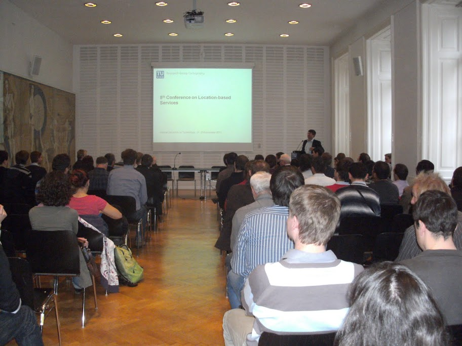 LBS 2011 in Vienna